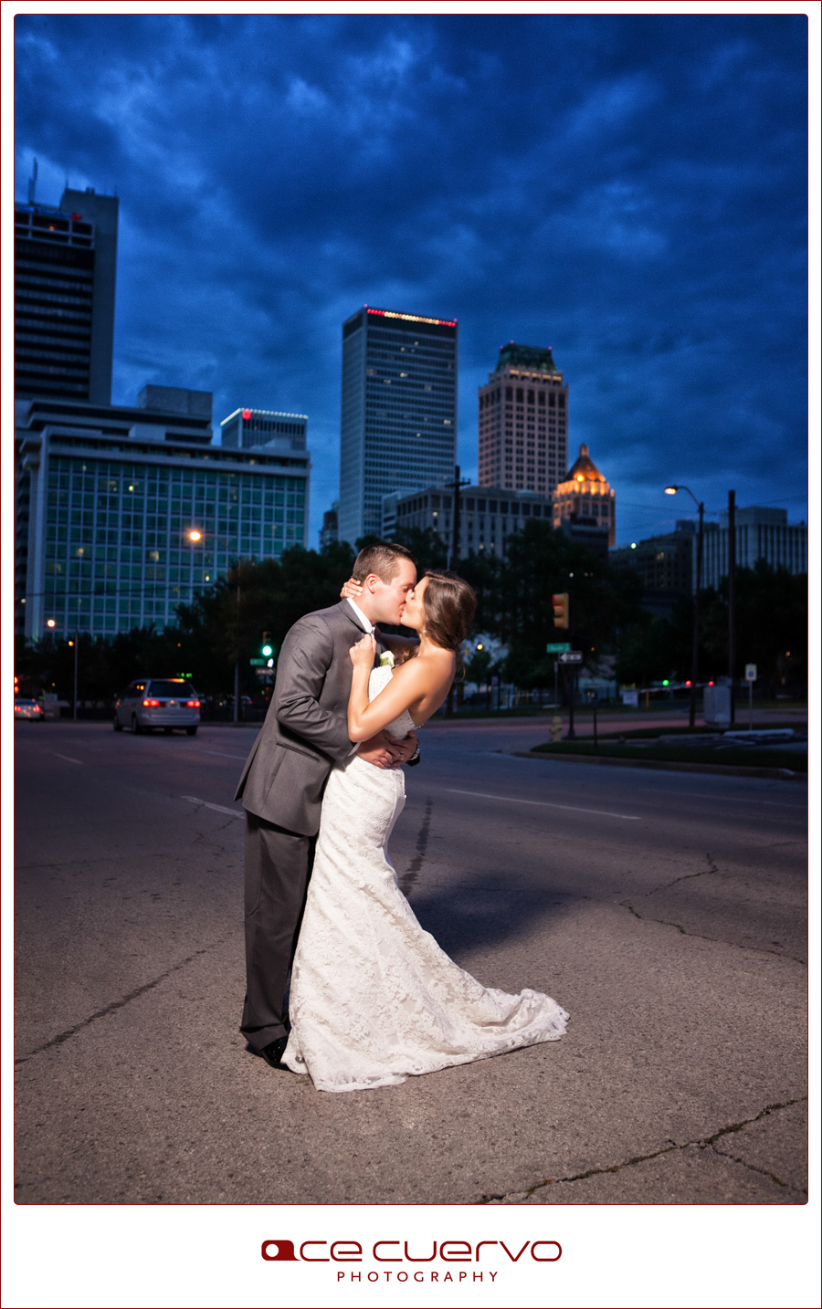 Ace Cuervo Photography, Tulsa Wedding Photography, Jazz Hall of Fame